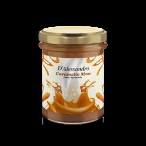 Spalmabile Caramello mou - D'Alessandro Confetture